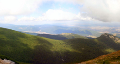 Borovets Rila Summer Views